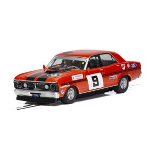 Scalextric C4028 Ford XY Falcon No.9 Alan Moffat ATCC Champion 1973