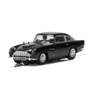 Scalextric C4029 Aston Martin DB5 Black