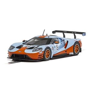 Scalextric C4034 Ford GT GTE No.19 Gulf Racing 2019