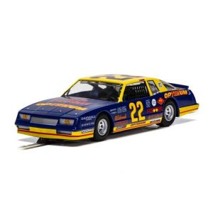 Scalextric C4038 Chevy Monte Carlo No.22 Optimum 1986