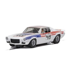 Scalextric C4043 Chevrolet Camaro No.48 Stars N Stripes