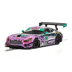 Scalextric C4044 Mercedes AMG GT3 No.71 Foley / Koch / Perez / Spinelli Daytona 24 Hours 2018