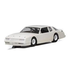 Scalextric C4072 Chevy Monte Carlo White 1986