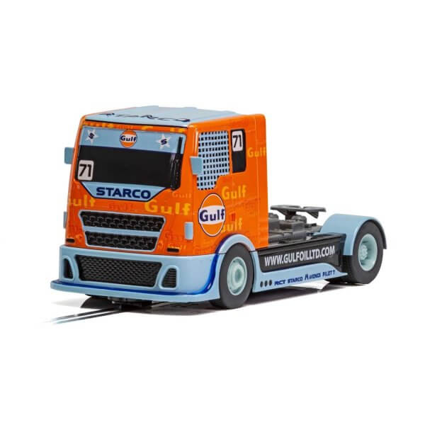 Scalextric C4089 Race Truck No.71 Gulf Racing 2019