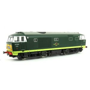 Heljan 3527 Class 35 Hymek D7088 BR Green with Small Yellow Panel