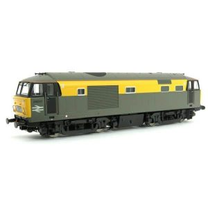 Heljan 3530 Class 35 Hymek 35017 'Wiliton' BR Civil Engineers 'Dutch' Livery