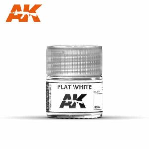 AK Interactive RC004 Flat White