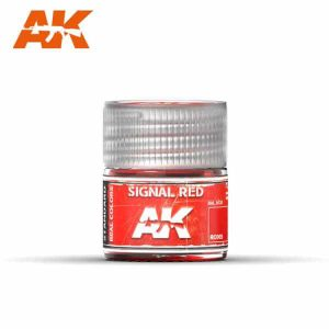 AK Interactive RC005 Signal Red