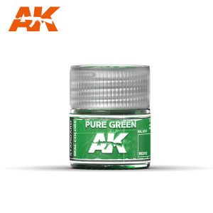 AK Interactive RC012 Pure Green