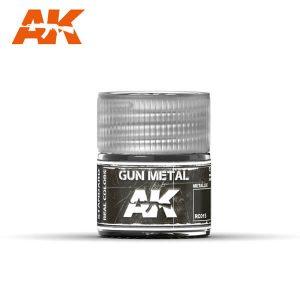 AK Interactive RC015 Gun Metal