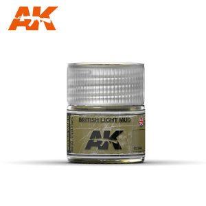 AK Interactive RC044 British Light Mud