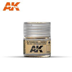 AK Interactive RC046 RAL 1001 Elfenbein