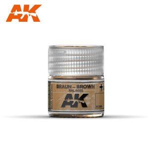 AK Interactive RC069 RAL 8020 Braun