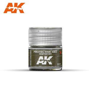 AK Interactive RC073 Protective 4BO