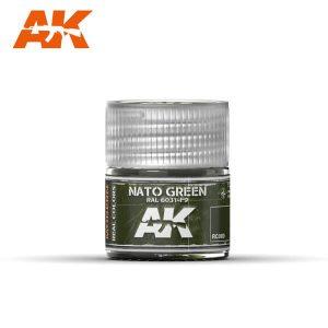 AK Interactive RC080 RAL 6031-F9 Nato Green