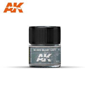 AK Interactive RC256 FS35189 M-485 Blue Grey