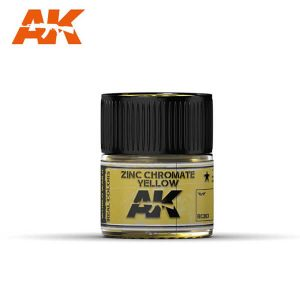 AK Interactive RC263 US Zinc Chromate Yellow