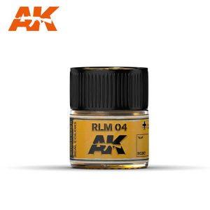 AK Interactive RC267 RLM04 Gelb