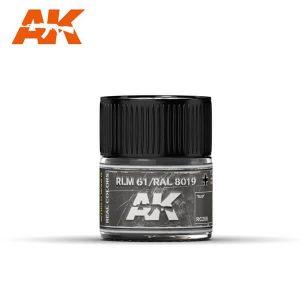 AK Interactive RC268 RAL 8019 / RLM61 Dunkelbraun
