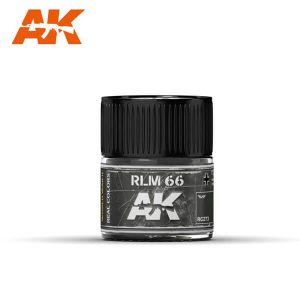 AK Interactive RC273 RLM66 Schwartzgrau
