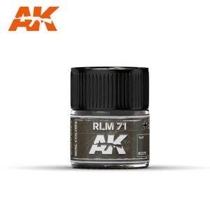 AK Interactive RC275 RLM71 Dunkelgrun