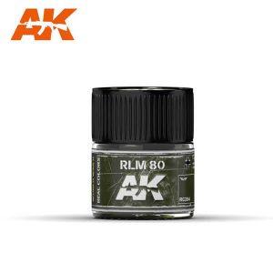 AK Interactive RC284 RLM80 Olivgrun