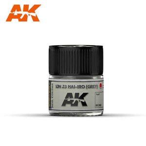 AK Interactive RC302 IJN J3 HAI-IRO (Grey)