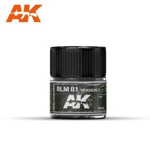 AK Interactive RC324 RLM81 Dunkelbraun / Braunviolett Version 2