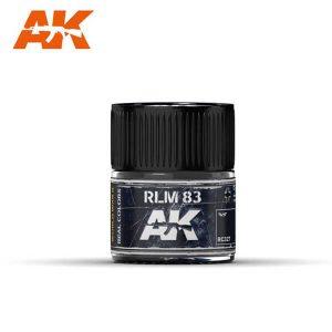 AK Interactive RC327 RLM83 Dunkelgrun