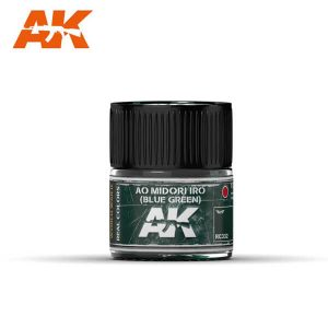 AK Interactive RC332 Ao Midori Iro (Blue Green)