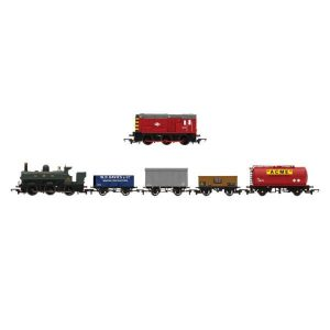 Hornby R1236 Mixed Freight Digital Train Set