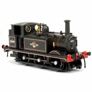 Dapol 2S-012-010 Class A1 'Terrier' 32636 BR Black Late Crest