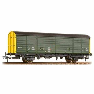 Bachmann 38-140IG VDA Sliding Door Box Van Army Green