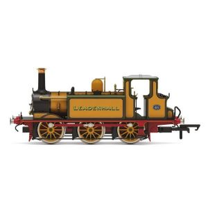 Hornby R3811X Class A1 (Terrier) No. 48 'Leadenhall' in LB&SCR Umber DCC Fitted