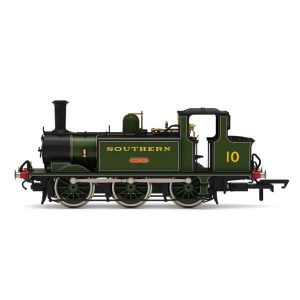 Hornby R3812X Class A1 (Terrier) No. W10 'Cowes' SR Maunsell Green DCC Fitted