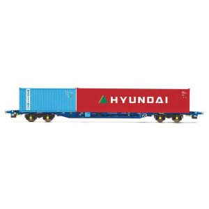Hornby R6927 KFA Container Wagon Touax