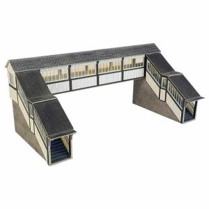 Metcalfe Models PO236 OO/HO Scale Footbridge Kit