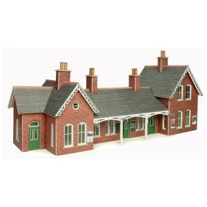 Metcalfe Models PO237 OO/HO Scale Country Station Kit
