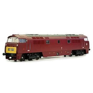 Dapol 4D-003-015 Class 52 D1034 'Western Dragoon' BR Maroon with Small Yellow Panel