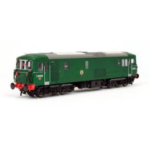 Dapol 4D-006-014 Class 73/0 E6002 BR Plain Green