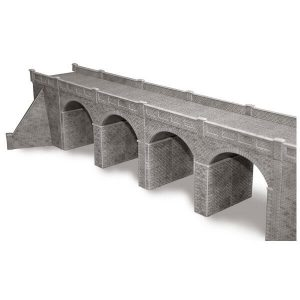 Metcalfe Models PO241 OO/HO Scale Double Track Stone Viaduct