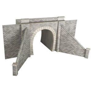 Metcalfe Models PO243 OO/HO Scale Single Track Stone Tunnel Entrances