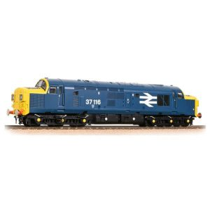 Bachmann 32-781SD Class 37 37116 BR Blue Special Livery