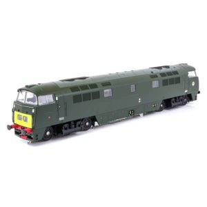 Dapol 4D-003-013 Class 52 D1035 'Western Yeoman' BR Green with Small Yellow Panel