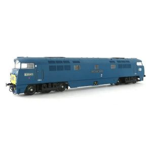 Dapol 4D-003-016 Class 52 D1043 'Western Duke' BR Chromatic Blue with Small Yellow Panel