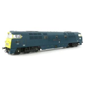 Dapol 4D-003-018 Class 52 D1041 'Western Prince' BR Blue with Full Yellow Ends