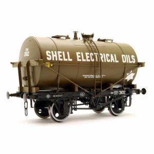 Dapol 7F-059-006 14T Tank Wagon Class B Shell Electrical Oils