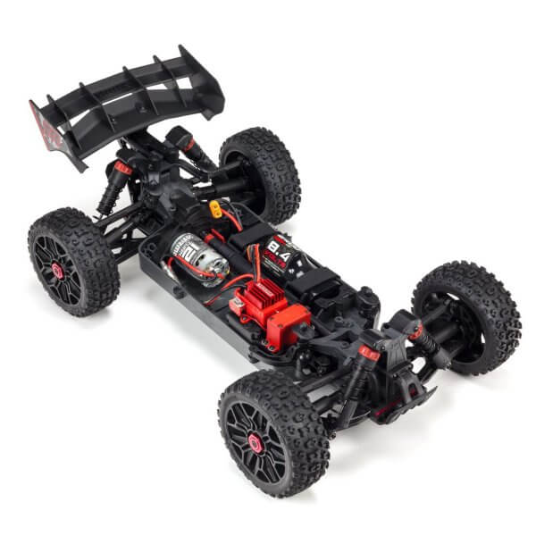 ARRMA ARA102694I Typhon 4x4 Brushed Mega Buggy