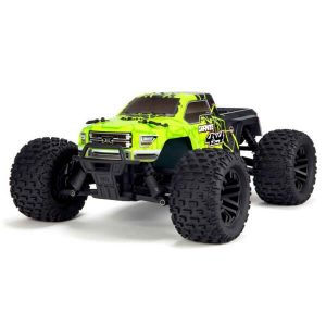 ARRMA ARA102714IT Granite 4×4 Brushed Mega Truck