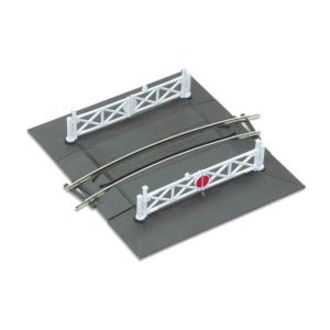 PECO Setrack ST-266 Curved No.1 Radius Level Crossing